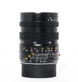 Used Tri-Elmar 28-35-50 ASPH E49 (S/N 3892303)