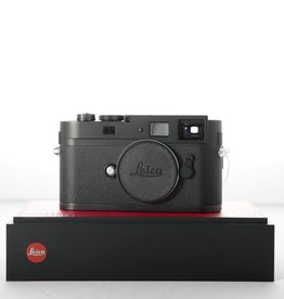 M9 Series Monochrom - Black (10760) w/Box - Instructions - Battey & Charger - Strap_8686