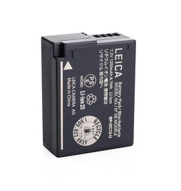 Leica Lithium-Ion Battery BP-DC 12 for CL, Q, V-LUX