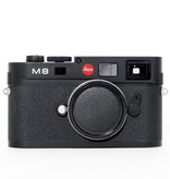 Used M8 Black w/ 2 Batteries, Battery Charger, Booklets, Box, Strap, and 2 UV/IR filters