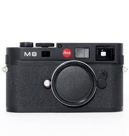 Used M8 Black (S/N 3103731)