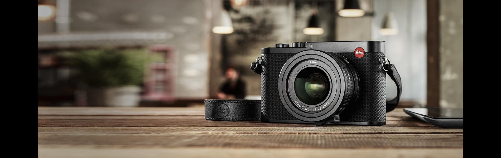 Leica Q Anodized