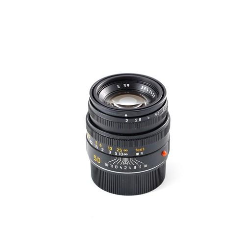 Used 50mm f/2.0 Summicron M non-6 Bit Coding_1452