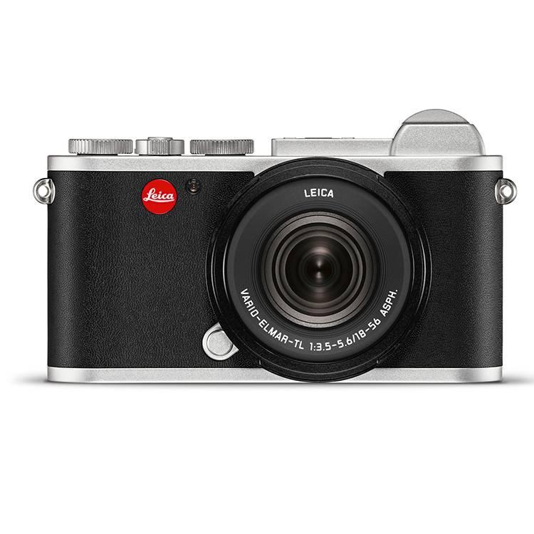 Kit: Leica CL silver Vario Kit 18-56 mm