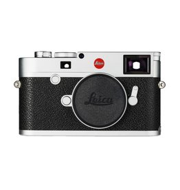 Used Leica M10 Silver Chrome with Original Box & Accessories