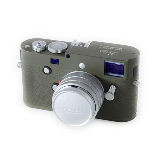 Used Kit: M-P (Typ 240) Safari Set w/ Summicron 35mm f/2