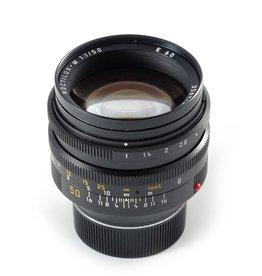 Used Leica 50mm f1 Noctilux-M_9723