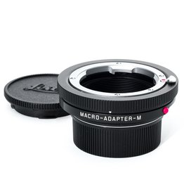 Used Adapter: Macro Adapter M w/ Booklets, Box, Caps, and Case