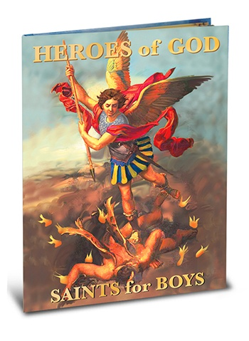William J. Hirten Co., LLC Heroes of God (book)