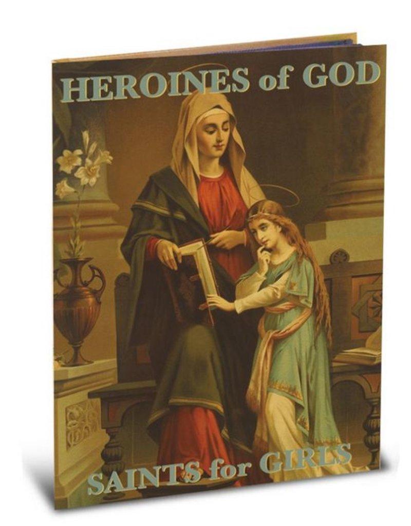 William J. Hirten Co., LLC Heroines of God (book)
