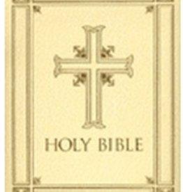 Catholic Family Bible - Ivory (hardcover)
