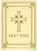 Catholic Family Bible - Ivory (hardcover)