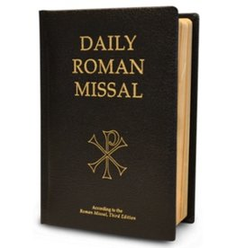 Daily Roman Missal - 7th Ed Bonded Leather Black