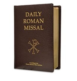 Daily Roman Missal, 7th Ed., Standard Print (Bonded Leather, Burgundy)