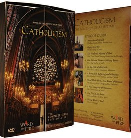 CATHOLICISM  (5 DVDs, 10 programs)