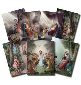 """Hail Mary Poster Set (8x10"""")"""