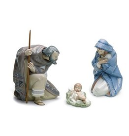 Silent Night Set (Porcelain)