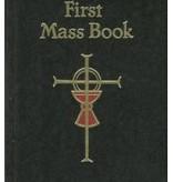 First Mass Book (black)