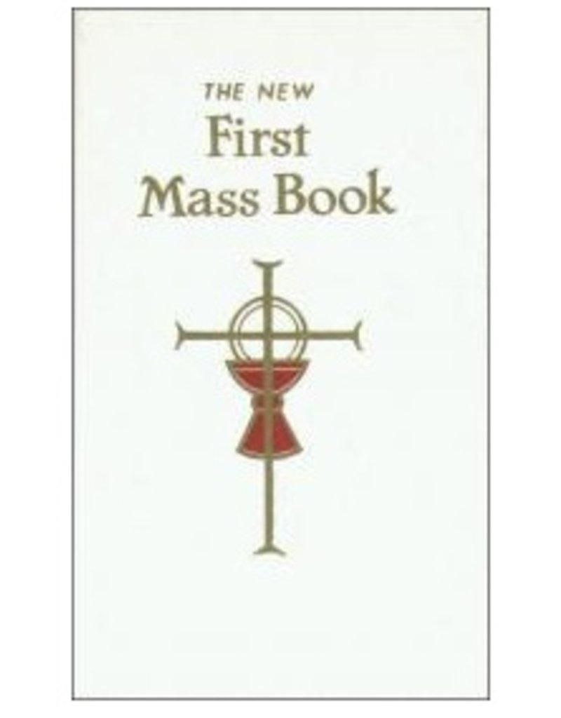 First Mass Book (white)