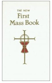 First Mass Book (white)