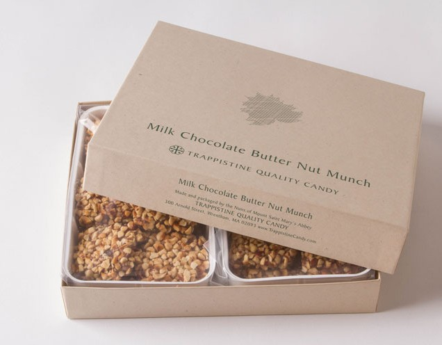 Milk Chocolate Butter Nut Munch (8 oz. box)