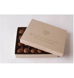 Dark Chocolate Almond Squares (12 oz box)