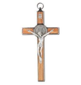"""8"""" ST. BENEDICT CRUCIFIX"""