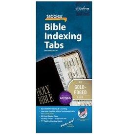 Bible Tabbies: Catholic (Gold)