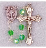 William J. Hirten Co., LLC Birthstone Rosary