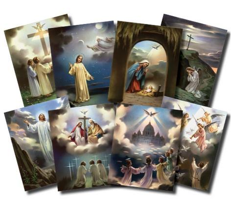 Apostle's Creed Poster Set