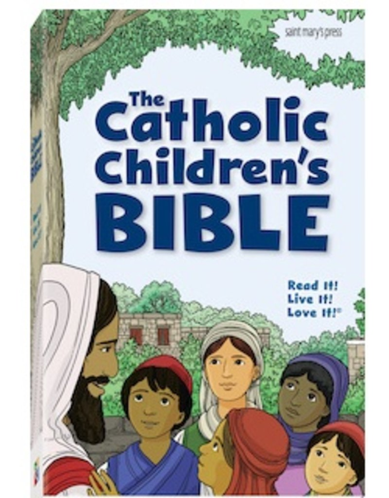 The Catholic Children's Bible (hardcover) - Good News Translation