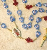 ROSARY FOR LIFE 6MM WITH FETUS