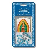 William J. Hirten Co., LLC OUR LADY OF GUADALUPE DELUXE CHAPLET