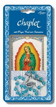 OUR LADY OF GUADALUPE DELUXE CHAPLET