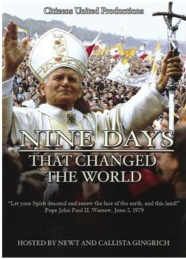 Nine Days That Changed the World (DVD)