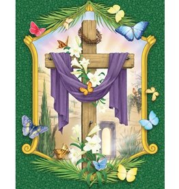 Lenten Cross Countdown Calendar