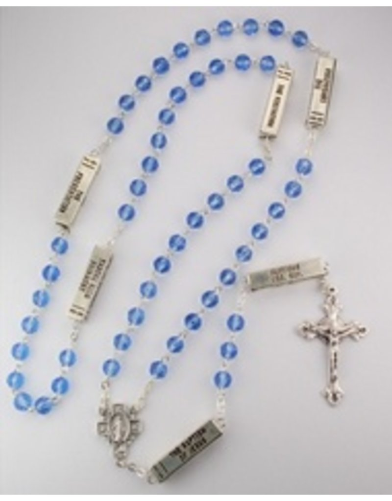 McVan, Inc. 6MM BLUE GLASS MYSTERY RSRY