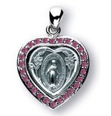 Miraculous Heart / Pink 3/4""