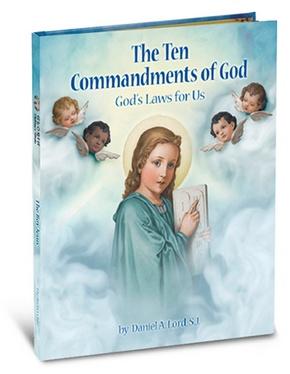 William J. Hirten Co., LLC The Ten Commandments (Gloria Series)