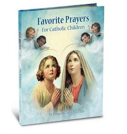 Favorite Children's Prayers (Gloria Series)