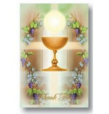 William J. Hirten Co., LLC FIRST COMMUNION THANK YOU NOTES (8 pack)