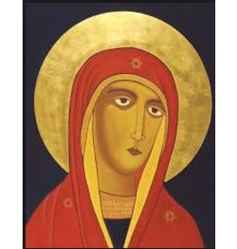 Nelson Fine Art & Gifts Our Lady of Philermos 12x16 Wall Plaque (Icon)