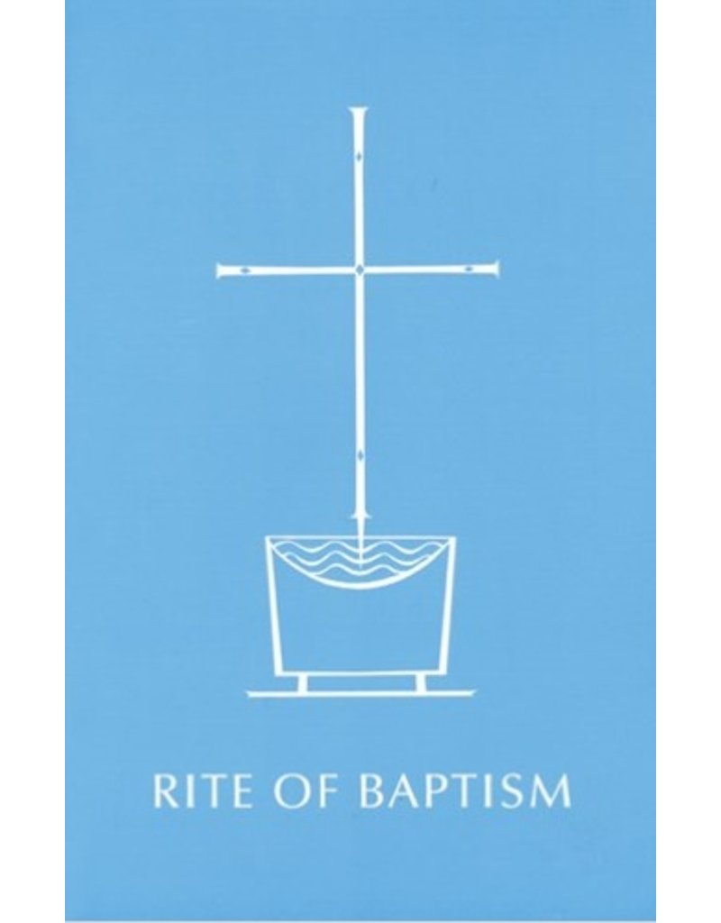 The Rite of Baptism for One Child and for Several Children