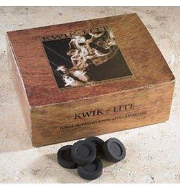 Kwik-Lite Charcoal (carton of 100 tabs)