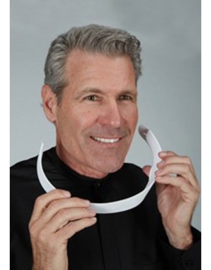 """Two-Ply """"Clericool"""" Collar (#54)"""