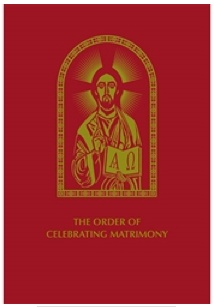 Order of Celebrating Matrimony, 2nd Edition (Bonded Leather Hardcover)