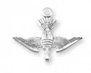 HMH Religious Mfg Holy Spirit Sterling Silver Medal