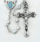 Aurora Swarovski Crystal Rosary