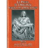 Spanish Pieta Prayer Book (regular print)