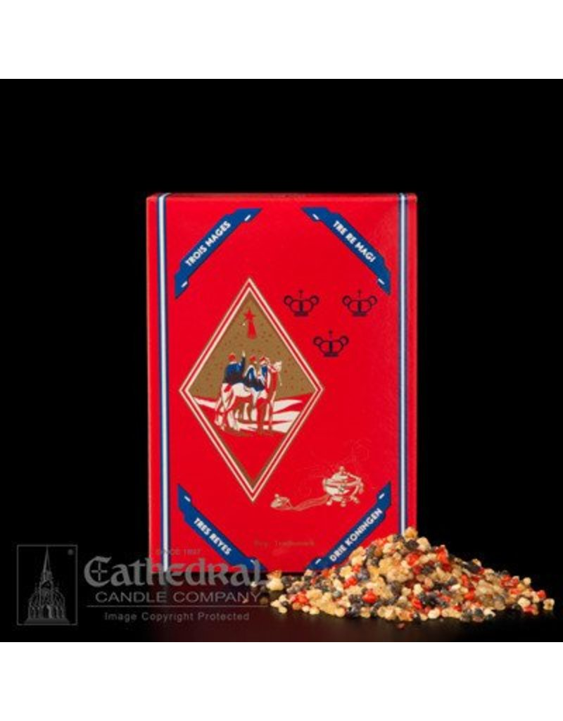 Cathedral Candle Company 3 Kings Blend #3 - Incense (1 Lb. Box)